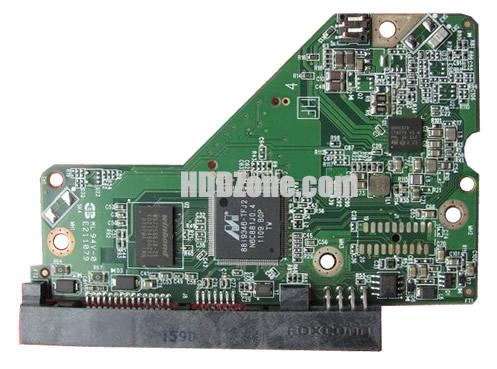 2060-771824-001 WD Placa de Circuito Impresso Disco Rígido