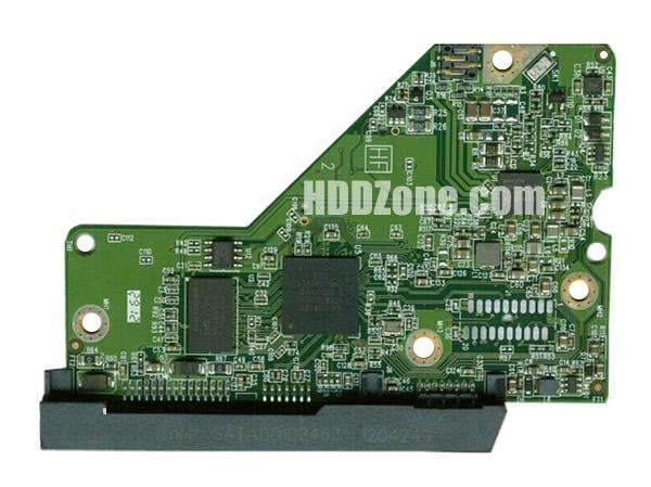 2060-771829-003 WD Placa de Circuito Impresso Disco Rígido