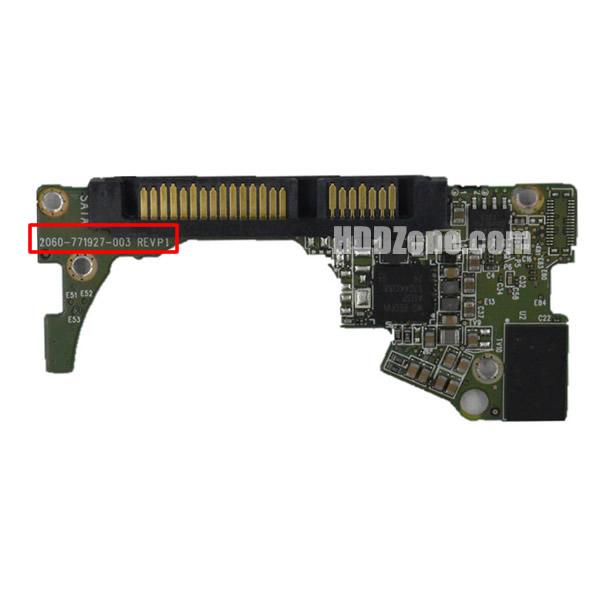 2060-771927-003 WD Placa de Circuito Impresso Disco Rígido
