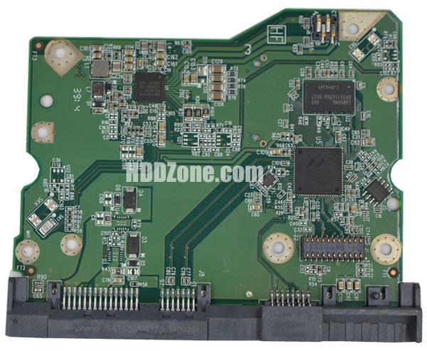2060-800001-000 WD Placa de Circuito Impresso Disco Rígido