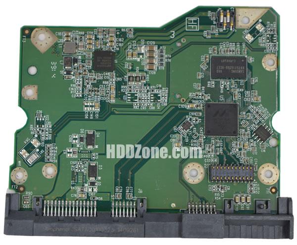 2060-800001-004 WD Placa de Circuito Impresso Disco Rígido