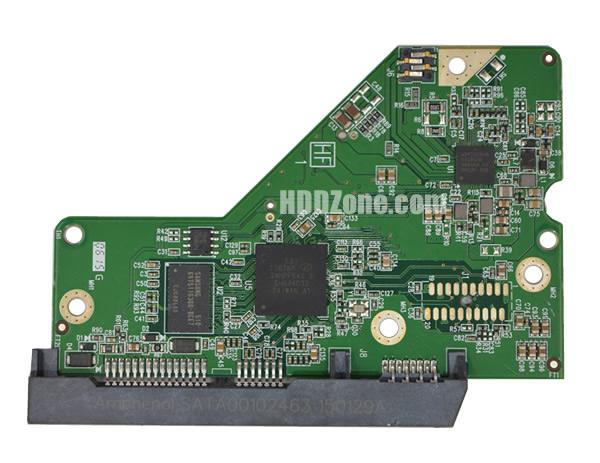 2060-800006-001 WD Placa de Circuito Impresso Disco Rígido